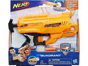 NERF Accustrike pistole Quadrant