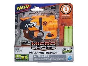 nerf zombie strike micro shots hammershot