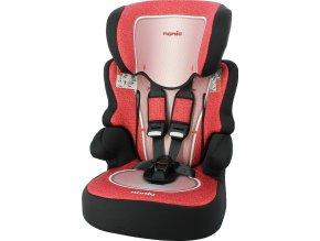 Autosedačka Beline SP Skyline Red červená 9-36 kg Nania 2019