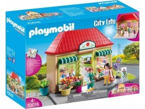 PLAYMOBIL® 70016 Květinářství