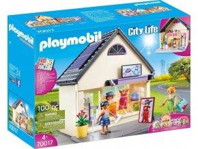 PLAYMOBIL® 70017 Módní butik