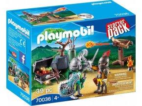 PLAYMOBIL® 70036 Rytířský souboj