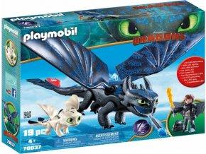 PLAYMOBIL 70037 Dragons Bezzubka a Škyťák
