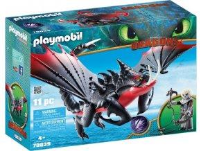 PLAYMOBIL® 70039 Dragons Jedosmrťák a Grimmel