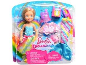 barbie chelsea dreamtopia panenka vila morska vila 2