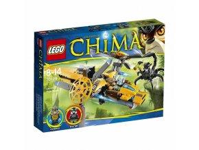LEGO Chima 70129 Lavertusův dvojvrtulník