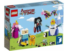 21308 lego adventure time