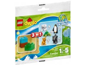 30322 lego duplo wildlife
