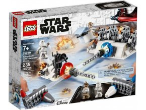 LEGO Star Wars 75239 Útok na štítový generátor na plantě Hoth