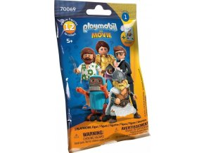 PLAYMOBIL® 70069 THE MOVIE Figurky (Série 1)