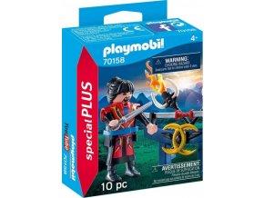 PLAYMOBIL® 70158 Asijský bojovník