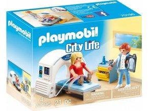 PLAYMOBIL® 70196 Radiologie