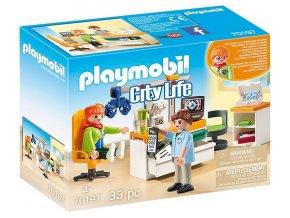 PLAYMOBIL® 70197 Oční lékař
