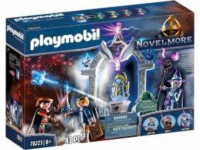 PLAYMOBIL® 70223 Svatyně magické zbroje