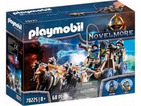 PLAYMOBIL® 70225 Vlčí rytíři a vodní dělo