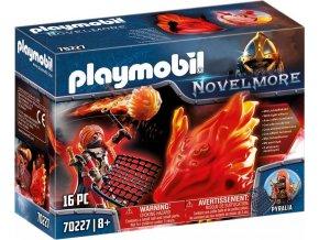 PLAYMOBIL® 70227 Ohnivý duch a strážkyně ohně