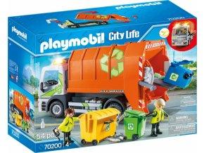playmobil 70200 city life popelarske auto 01
