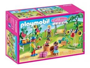 PLAYMOBIL 70212 detske narozeniny s klaunem
