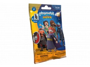 70139 PLAYMOBIL THE MOVIE Figures (Serie 2) 01