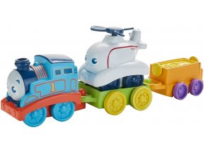 fisher price roll spin rescue train 02
