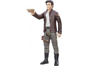 Star Wars epizoda 8 Captain Poe Dameron Figurka hrdiny 30 cm