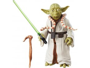 Star Wars episoda 8 Yoda Figurka hrdiny 30 cm