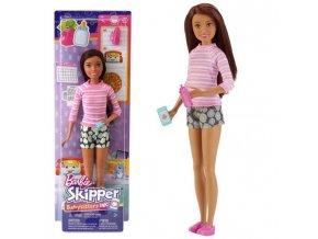 barbie babysitters panenka chuva brunetka