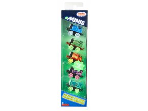 thomas and friends masinka tomas minis svitici ve tme glow in the dark