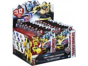 Transformers MV5 mini turbo transformace překvapení v sáčku série 1