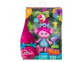 trolls poppy and troll baby figurka hasbro