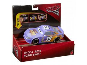 Cars disney bouraci auto bobby swift