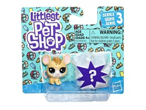 littlest pet shop lps set zviratek 2 ks myska mys