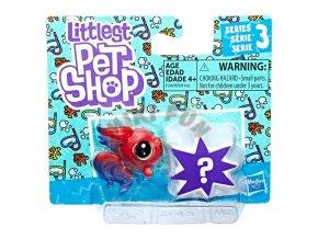 littlest pet shop lps set zviratek 2 ks rybicka