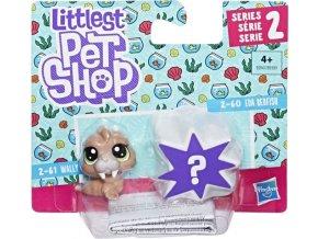 littlest pet shop lps set zviratek 2 ks wally 61 a eda 60