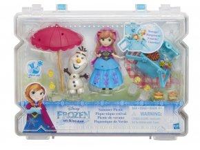 frozen letni piknik