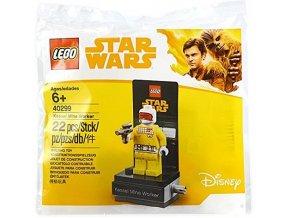 lego 40299 Star Wars Kessel Mine Worker Minifigure