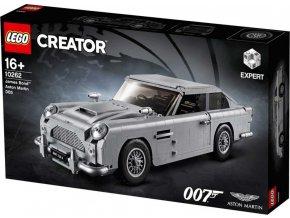 LEGO Creator 10262 Bondův Aston Martin DB5