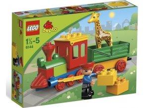 LEGO Duplo 6144 Vláček v ZOO