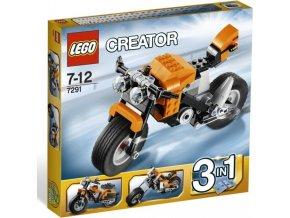 LEGO Creator 7291 Silniční rebel 3 v 1
