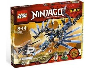 LEGO Ninjago 2521 Bitva s Drakem blesku, Limitovaná edice
