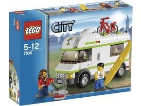 LEGO City 7639 Karavan