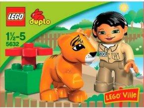 LEGO Duplo 5632 Péče o zvířátka v ZOO