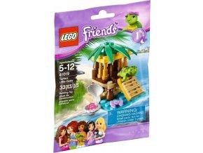 LEGO Friends 41019 Malá želví oáza