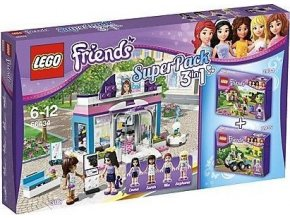 LEGO 66434 Friends Superpack 3 v 1