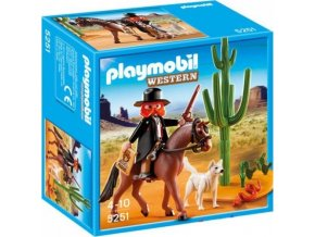 Playmobil 5251 Šerif na koni