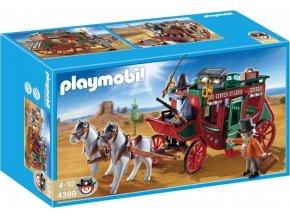 Playmobil 4399 Western dostavník