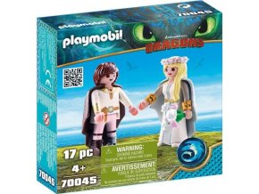 PLAYMOBIL® 70045 Astrid a Hipo, Novomanželský pár