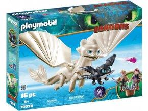 PLAYMOBIL® 70038 Dragons Bílá Běska