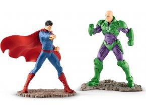 Schleich 22541 Justice League - SUPERMAN a LEX LUTHOR