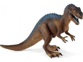 Schleich 14584 Acrocanthosaurus s pohyblivou dolní čelistí
